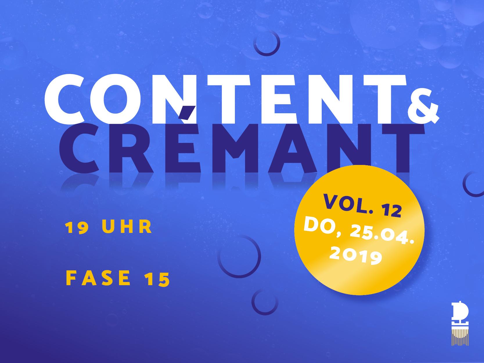 Content & Cremant