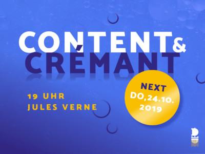 Content & Crémant Vol. 15