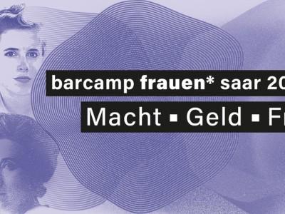 Barcamp Frauen* Saar