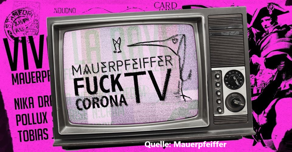 Fuck Corona TV