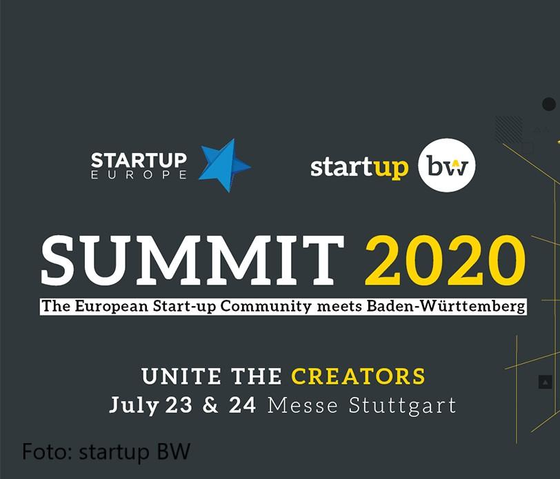 startup BW Summit 2020