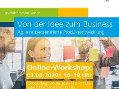 Workshop: Von der Idee zum Business