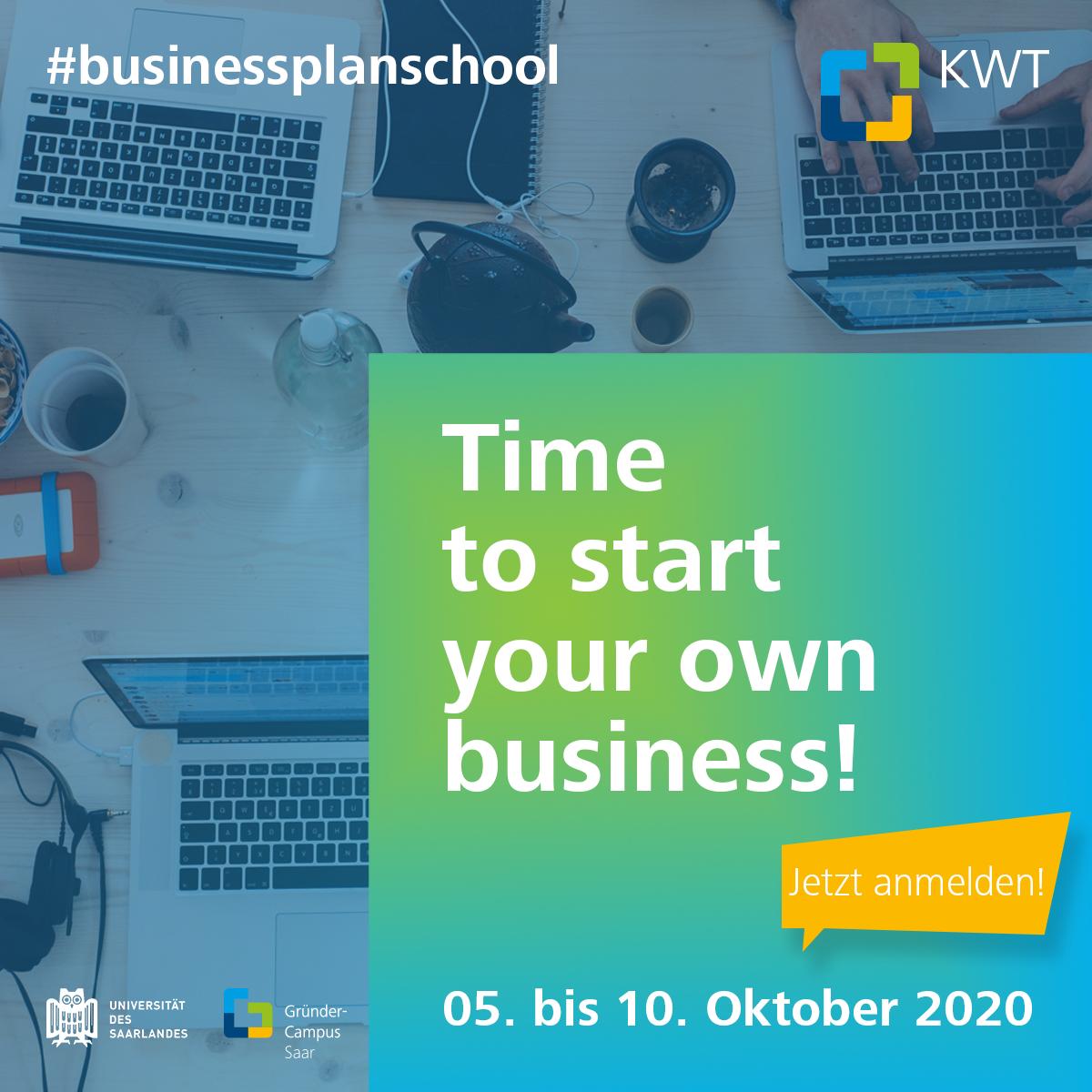 Businessplan-School