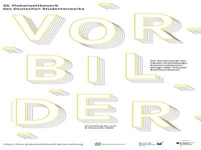 Plakatwettbewerb des Deutschen Studentenwerks