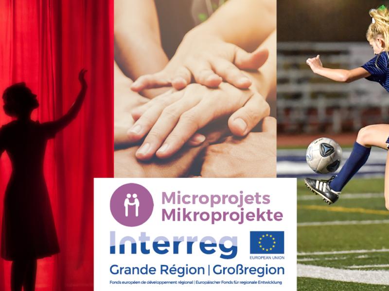 Interreg Mikroprojekte zweiter Förderaufruf