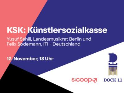 Workshop KSK: Künstlersozialkasse