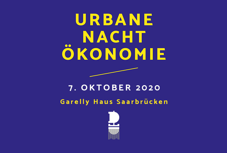 Konferenz Urbane Nachtökonomie