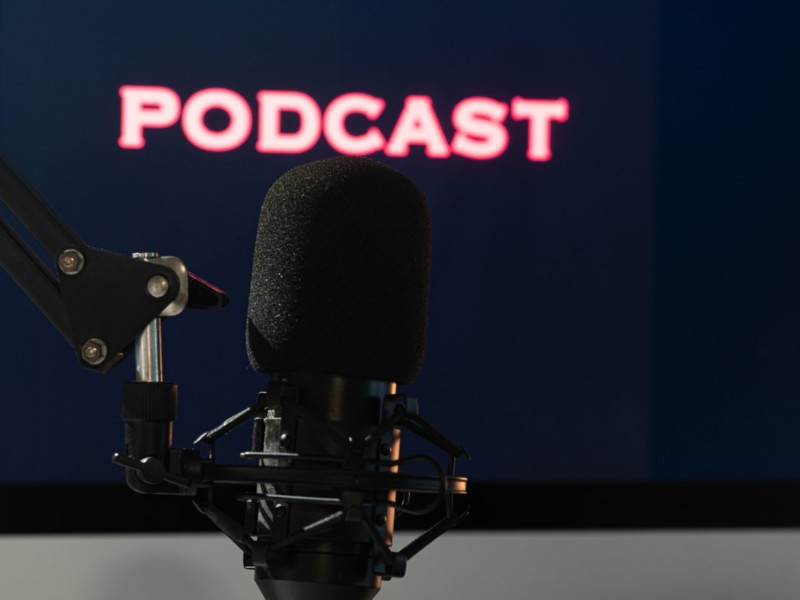 Podcasts für Kreative