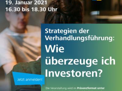 Workshop: Strategien der Verhandlungsführung