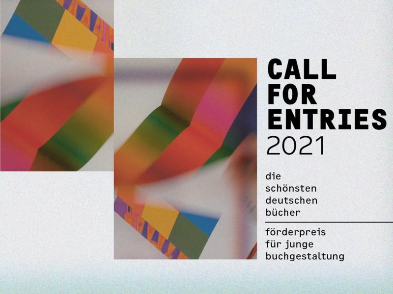 Wettbewerb: »Die Schönsten Deutschen Bücher 2021«