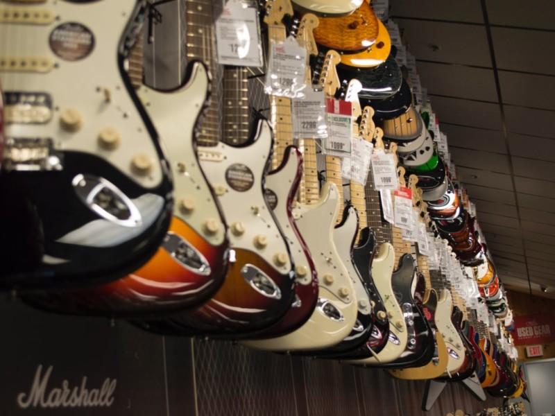 NEUSTART KULTUR: Förderung Digitaler Strukturen im stationären Musikfachhandel