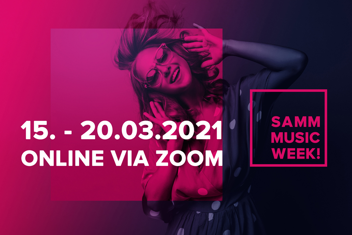 SAMM Music Week