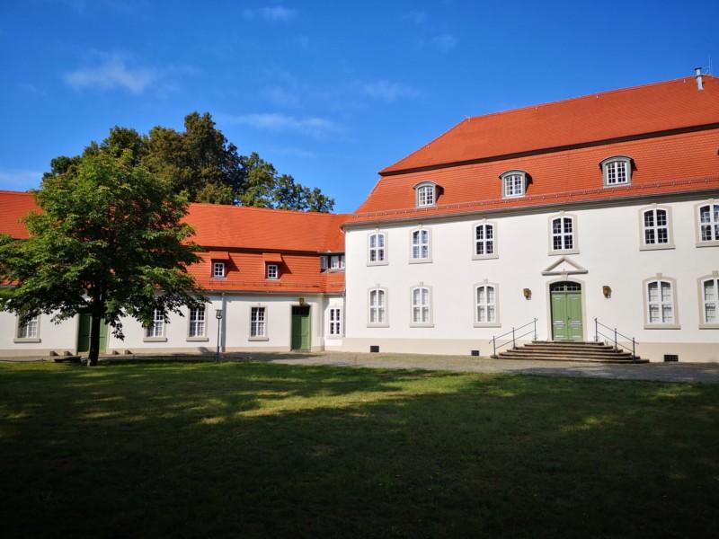 Einzel- oder Kooperationsstipendium Schloss Wiepersdorf