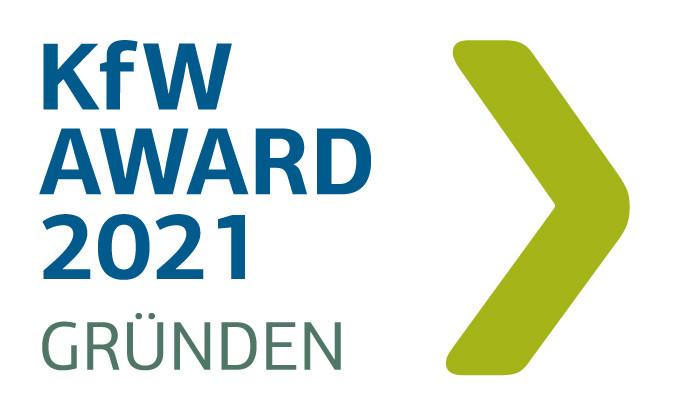KfW Award Gründen 2021