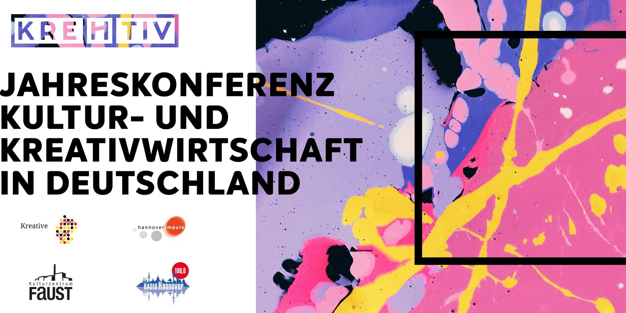 Jahreskonferenz Kultur- und Kreativwirtschaft