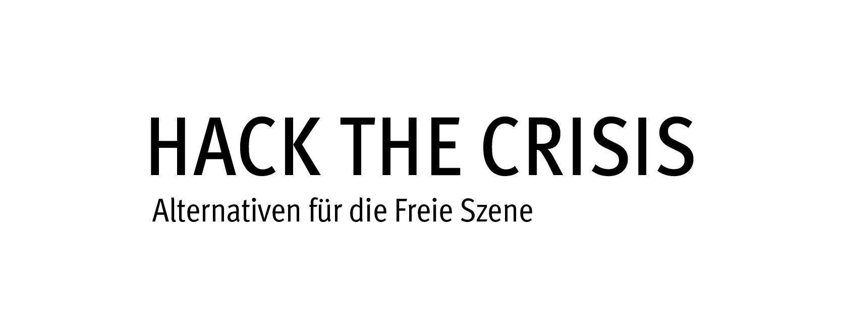 Workshop »HACK THE CRISIS«