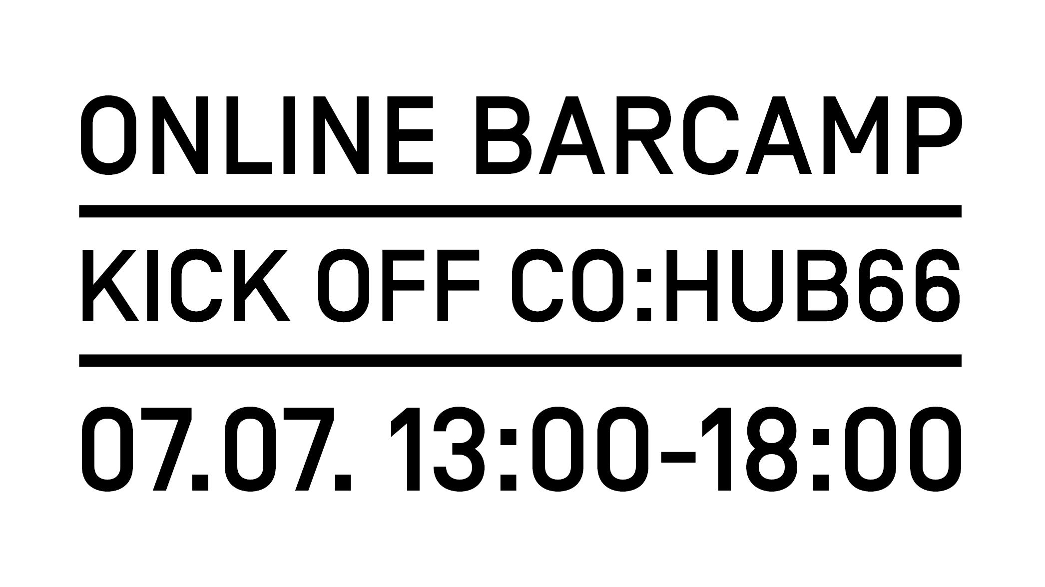 Online Barcamp