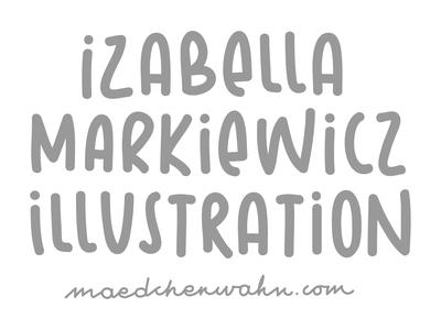 Maedchenwahn Illustration