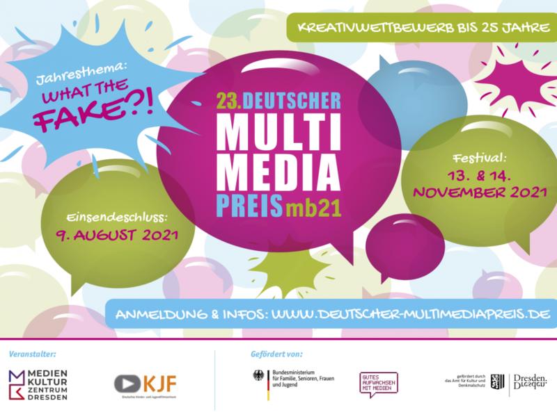 mb21 – Deutscher Multimediapreis