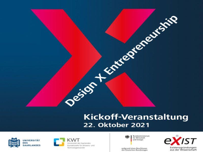 Design X Entrepreneurship – Kickoff 1