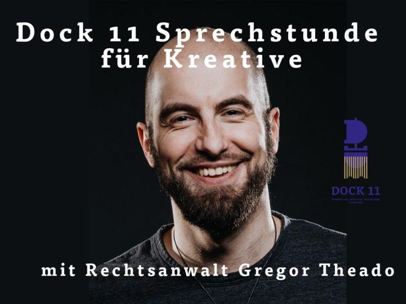 Dock 11 Sprechstunde für Kreative #4 – Rechtsfragen schnell beantwortet 4